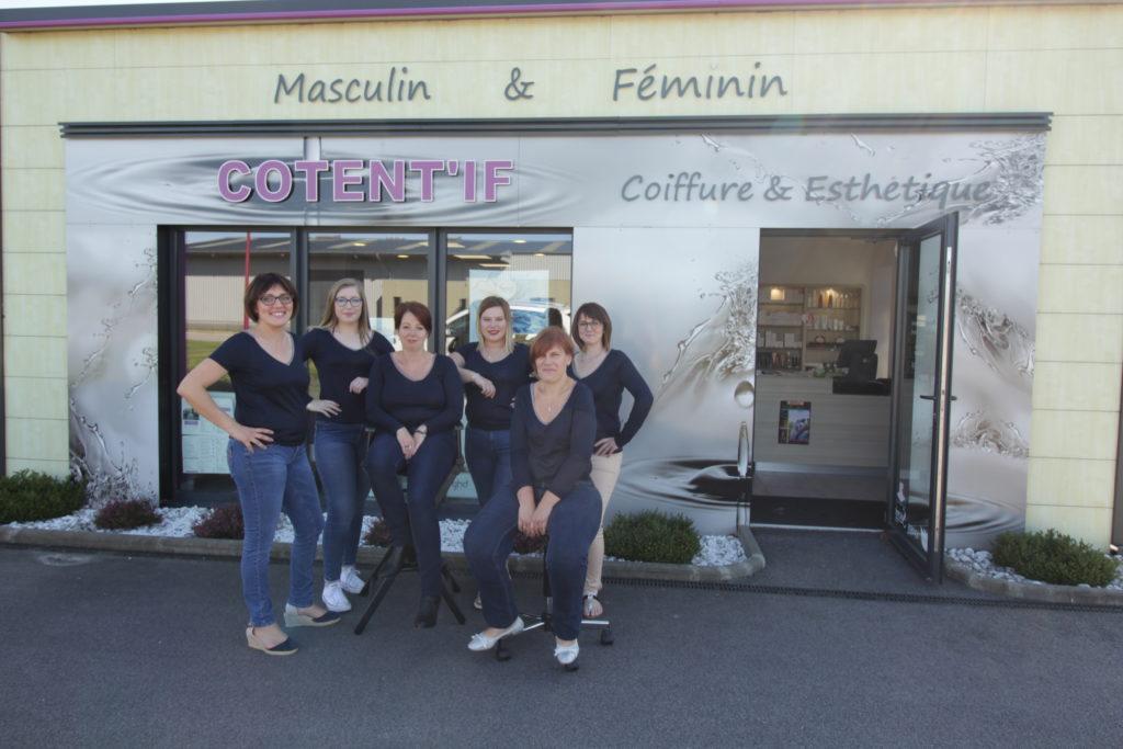 L'équipe de Cotent'if
